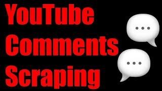 How to extract youtube comments, video, audio and descriptions using Scrapebox
