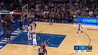 2nd Quarter, One Box Video: New York Knicks vs. Orlando Magic