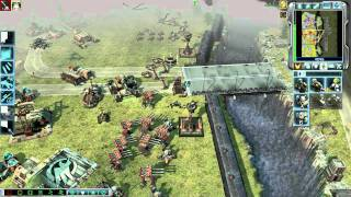command and conquer 3 kanes wrath 3vs4 compstomp