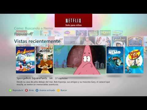 Netflix: Just for Kids  MX