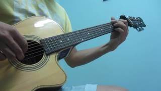 Yêu Một Người Phải Chăng Lầm Lỗi - Toàn Đoàn Guitar Cover
