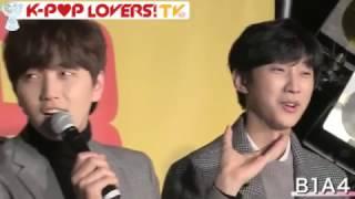 170120 kpop lovers B1A4