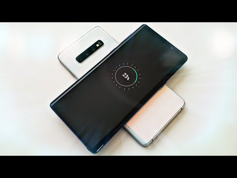 Samsung Galaxy S10 Plus PowerShare Battery Drain Test