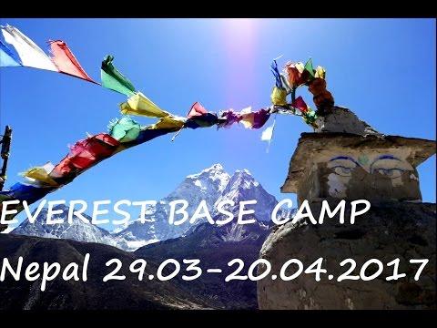 Everest Base Camp 2017 - Bełchatów Team