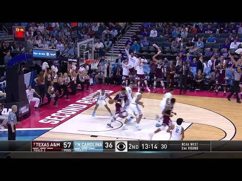 Texas A&M vs. North Carolina: Game Highlights