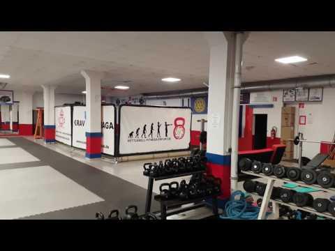 Contact Sports Club Erfurt 2017