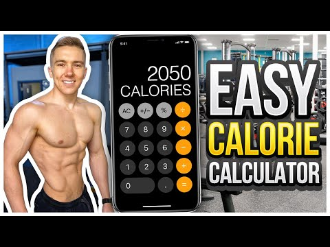 Calorie Calculator to Lose Weight! Simple & Accurate...
