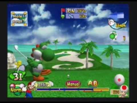 Mario Golf Toadstool Tour Speedrun