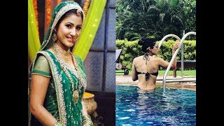 Exclusive! From 'sanskaari' bahu to bikini girl, Hina Khan reveals it all