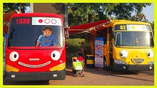 Tayo Bus Kids Cafe Funny Indoor Playground for Kids `