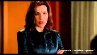 The Good Wife season 4 episode 3 ''Two Girls, One Code'' promo