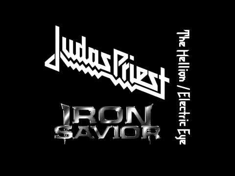 Judas Priest  Iron Savior  The HellionElectric Eye