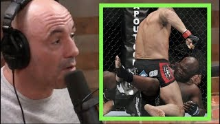 Joe Rogan on When James Toney Fought in MMA