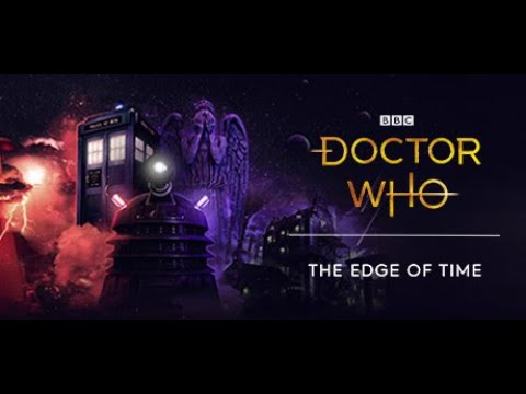 Helping out in Doctor Who: The Edge of Time on Oculus Quest  