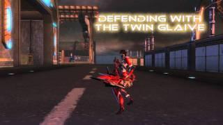 Bounty Hounds Online: Actionreiches Teaser-Video stellt die Charakterklasse des Heavy Gunners vor