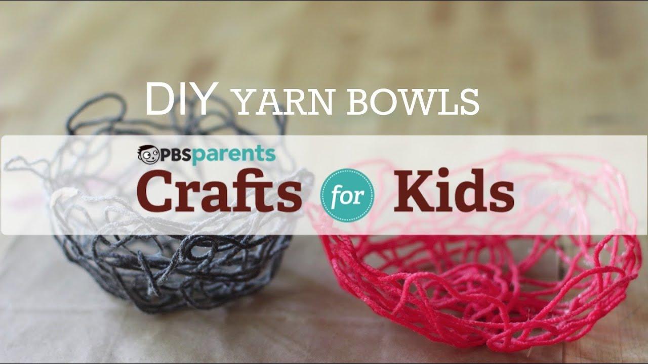 Pinterest Easy Yarn Crafts