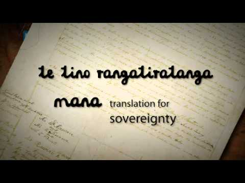 Treaty of Waitangi - The Treaty Texts