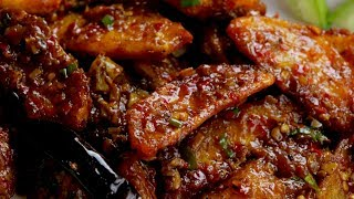 Chilli Potato | Spicy Chinese  Chilli Potato Wedges | Easy Simple Recipe | By Chef Aadil Hussain