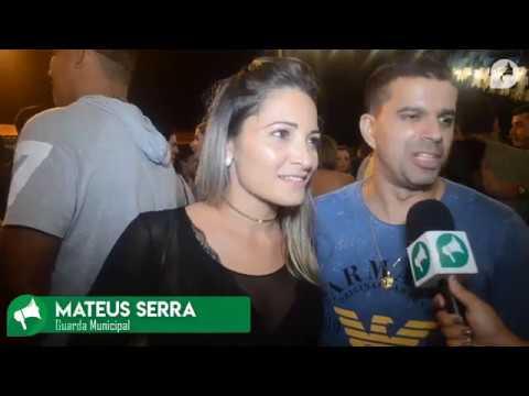 TV A Voz do Campo fez a cobertura do São joão das Águas Quentes em Tucano