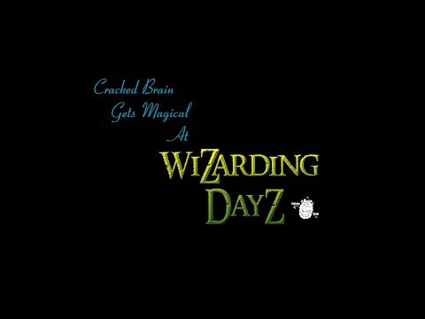 Cracked Brain Gets Magical @Wizarding Dayz 2018