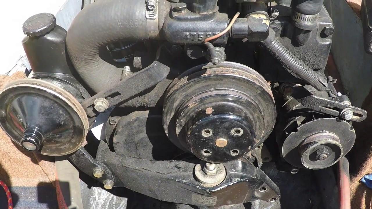 cobra omc wiring diagram water pump alternator belt replacement on a 1987 mercruser  water pump alternator belt replacement on a 1987 mercruser