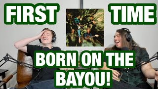 Download Born On The Bayou - Creedence Clearwater Revival | College Students' FIRST TIME REACTION! Mp3 and Videos