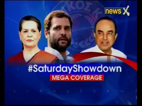 National Herald Case: Subramanian Swamy reaches Patiala Court