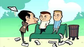 Mr Bean | Litterbugs | Season 2 | Full Episodes Compilation | Cartoons for Children