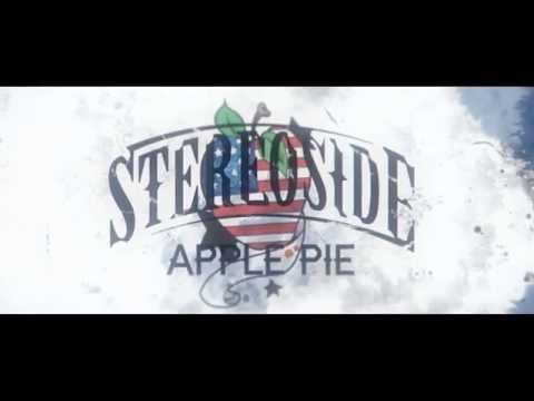 "Apple Pie "" Official "" Lyric Video by STEREOSIDE"