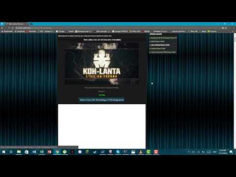 Comment regarder KohLanta gratuitement en streaming! NOUVELLE SAISON