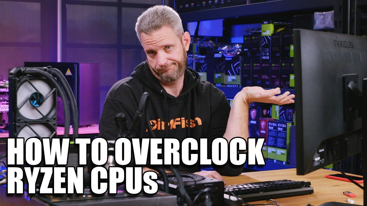 AMD Ryzen Overclocking Guide: How far will the 2700X go?