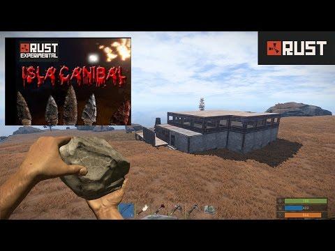 RUST Un Noob En La Isla Canibal 5#