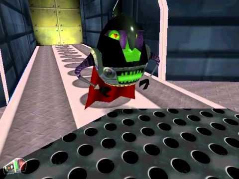 Jimmy Neutron Boy Genius PC Game Part 3