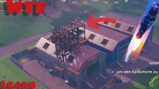 WTF neues Live Event Raketenstart 2.0 Fortnite Leaks patch v.10.30 Leaks Waffen,orte,usw.| Kadir HD