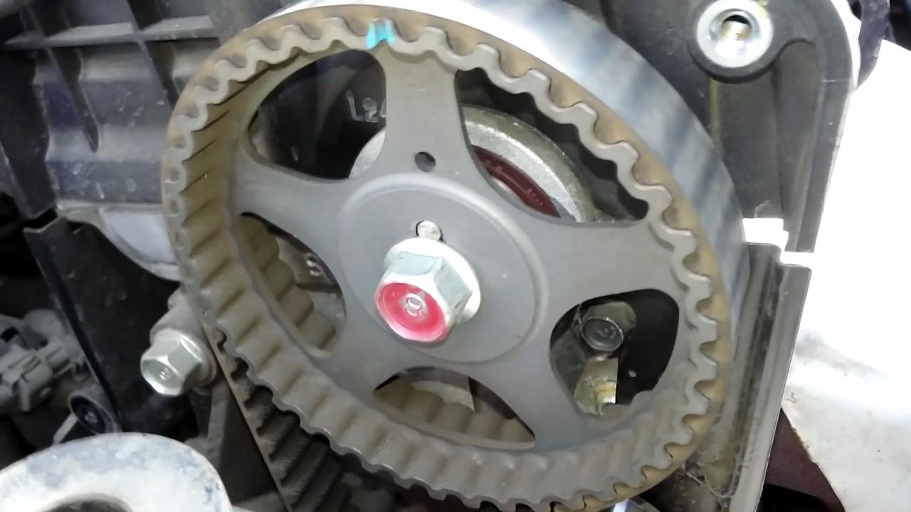 Замена клапана ГРМ хендай таракан Замена подвесного подшипника киа венга