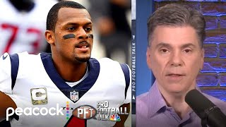 Deshaun Watson's statement calls all 22 lawsuits 'a money grab' | Pro Football Talk | NBC Sports