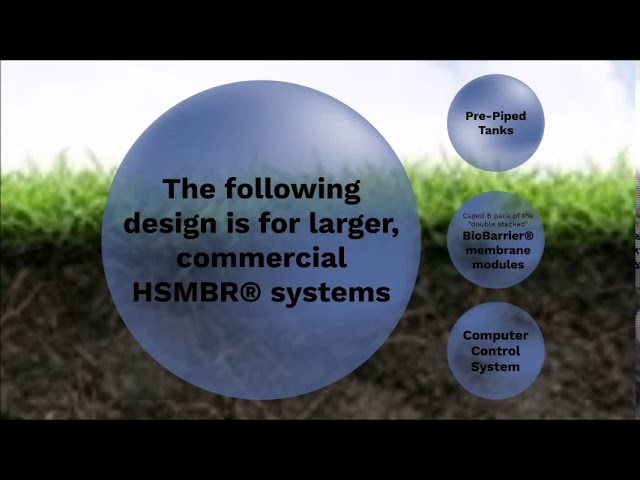 BioBarrier HSMBR Love's Travel Plaza Project Presentation