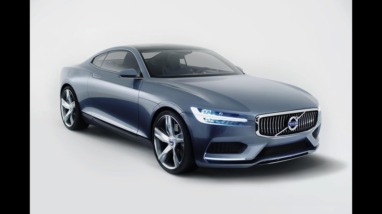 Volvo Coupe The New Concept 2016 (Auto Show)   YouTube