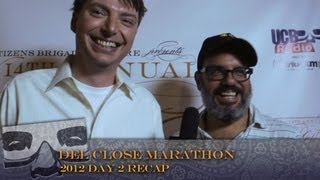 2012 Del Close Marathon Recap: DAY TWO