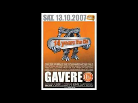 [Soon10Years] Dj Pedroh - Live At The Oh! Gavere 14-10-2007 '14 Years The Oh!'