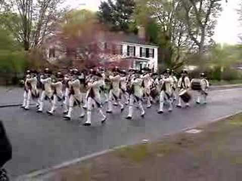 Middlesex Covnty Volunteers @ Lexington Mass