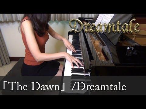Dreamtale The Dawn (World of Warcraft Fan Movie BGM) [ピアノ]