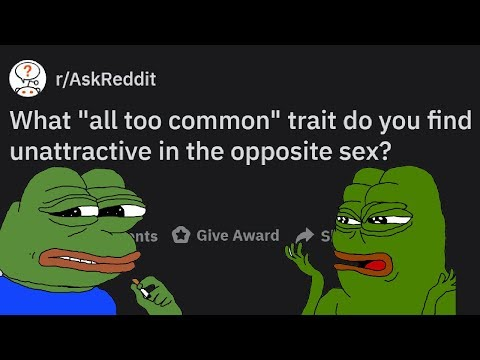 Unattractive Traits That Are Way Too Common