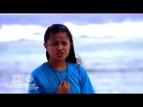 Rosita #MyOceanPledge Phoenix Islands Protected Area World Heritage marine site