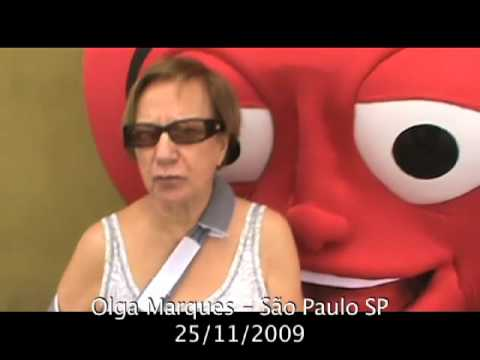 Olga Marques, Concurso Cultural depoimentos, São P...