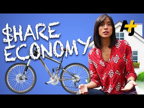 Who Really Wins In The Share Economy?