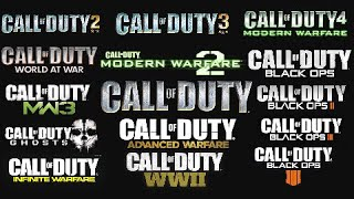 Every Call of Duty Remix(Cod Legacy)   All Games