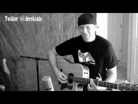 Gary Allan - Every storm runs out of rain (Derek Cate Cover)