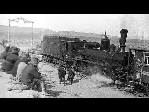 Turksib 1929 / Турксиб (Eng Sub)