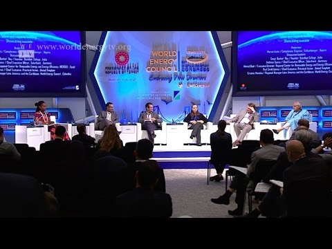 World Energy Congress | Talent and Capacity Building: Showcasing Success